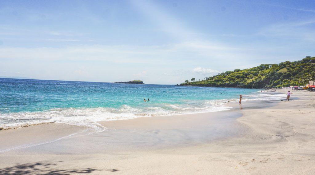 Bãi biển Virgin - Bali
