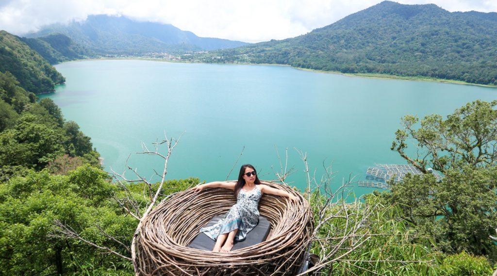 Wangagiri hill điểm chụp hình sống ảo ở Bắc Ubud, Bali