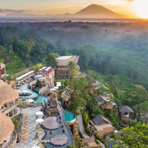 Kayon Jungle resort top khách sạn Ubud đẹp