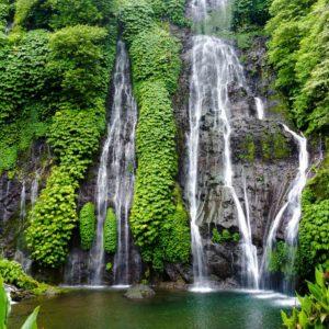 thác đôi Banyumala