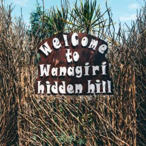 Gate-wanagiri