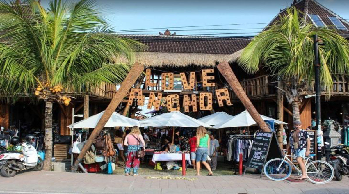 chợ Love Anchor Bazaar