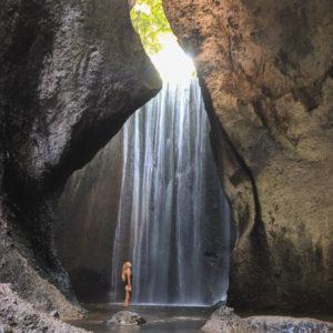 thác Tukad Cepung